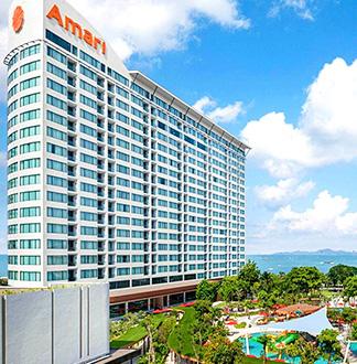 파타야 5성급 아마리 오션 파타야 호텔 (Amari Ocean Pattaya)