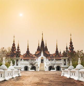 치앙마이 5성급 다라 데비 리조트 (The Dhara Dhevi Chiang Mai)