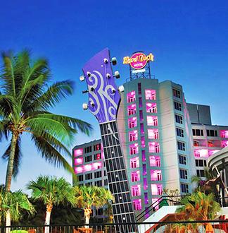파타야 4성급 하드락 호텔 파타야 (Hard Rock Hotel Pattaya)
