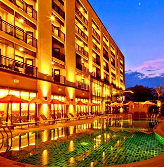 후아힌 3성급 이비스 호텔 (Ibis Hua Hin)