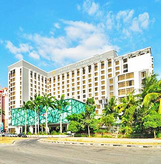 코타키나발루 4성급 프로메네이드 호텔 (Promenade)