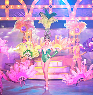 보라카이 어메이징 쇼 입장권
