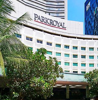 싱가포르 4성급 파크로얄 온 비치 로드 호텔 (PARKROYAL on Beach Road)