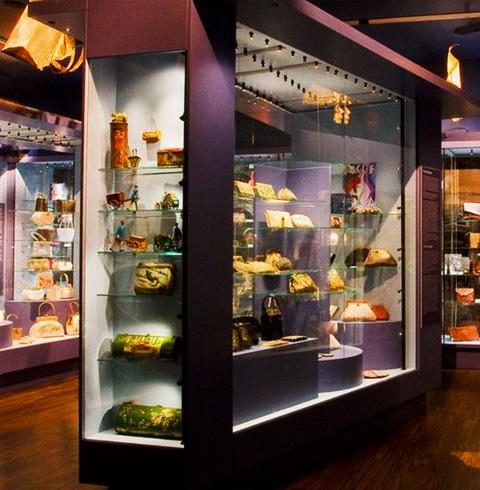 암스테르담 가방과 지갑 박물관 입장권