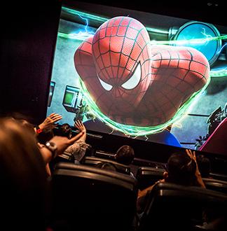 싱가포르 마담 투소 + I.O.S + 마블 4D 영화관람 입장권