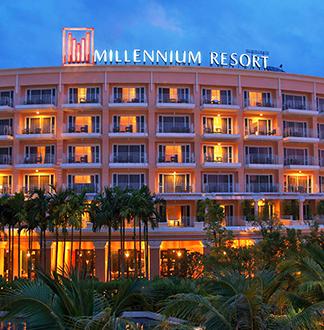 푸켓 5성급 밀레니엄 리조트 파통 (Millennium Resort Patong)