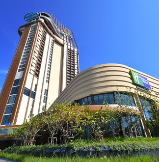 후아힌 4성급 홀리데이 인 리조트 바나나바 (Holiday Inn Resort Vana Nava Hua Hin)