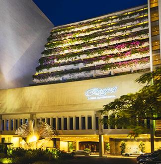 싱가포르 5성급 리젠트 호텔 (Regent Hotel)