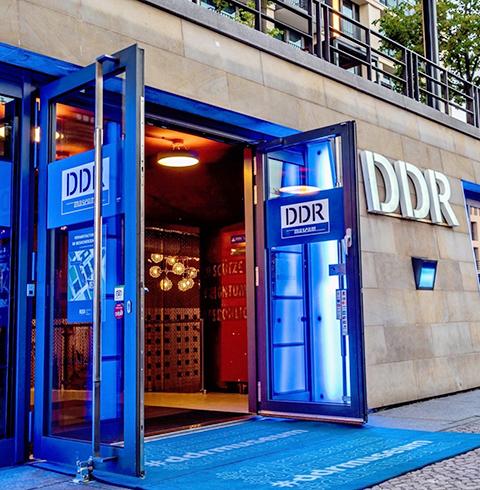 독일 베를린 DDR 박물관 입장권