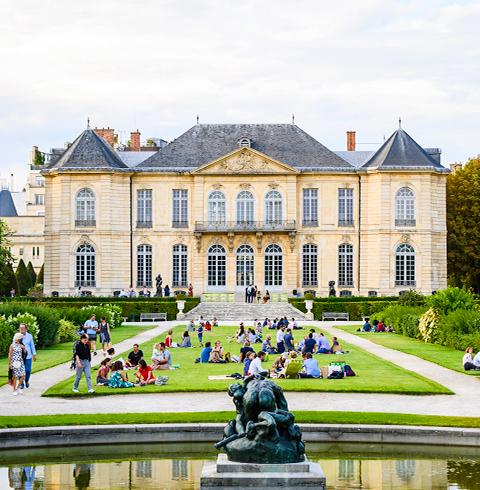 프랑스 파리 로댕 미술관 우선 입장권
