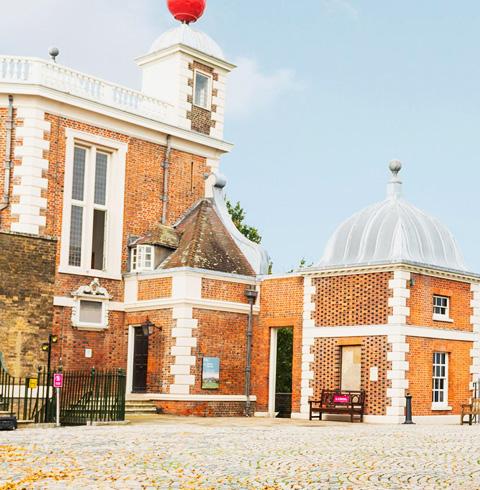 영국 런던 그리니치 천문대 입장권 (오디오 가이드)