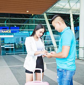 호치민 공항 ↔ 호텔 (수화물 배송 + 보관 서비스)