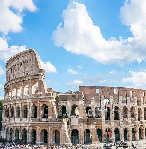 이탈리아 로마 콜로세움, 팔라티노언덕, 로마포럼 콤보 티켓