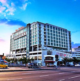 코타키나발루 4성급 팬 보르네오 호텔 (Pan Borneo)
