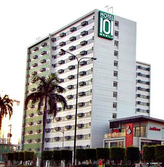 마닐라 4성급 호텔 101 (Hotel 101 Manila)