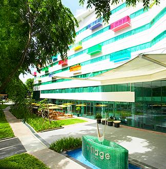 싱가포르 4성급 빌리지 호텔 창이 (Village Hotel Changi)