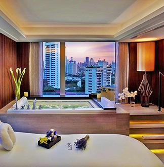 방콕 소피텔 스쿰빗 르 스파 록시땅