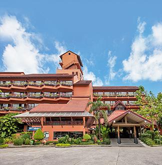 푸켓 4성급 파통 멀린 호텔 (Patong Merlin Hotel)