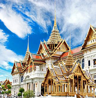 방콕 오전 왕궁 + 에메랄드사원 + 새벽사원 투어