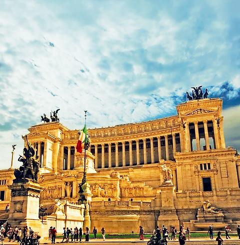 이탈리아 로마 패스권