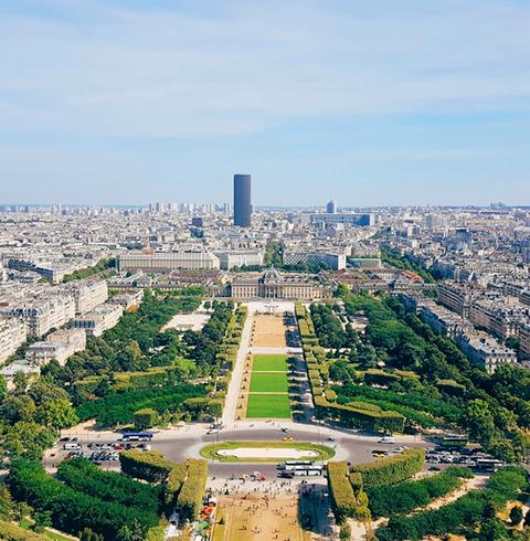프랑스 파리 몽 파르 나스 타워 전망대 입장권