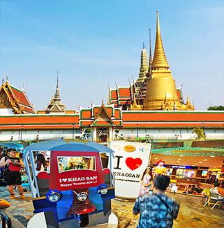 방콕 단독택시 핵심 1일 투어 (픽업/샌딩 포함)