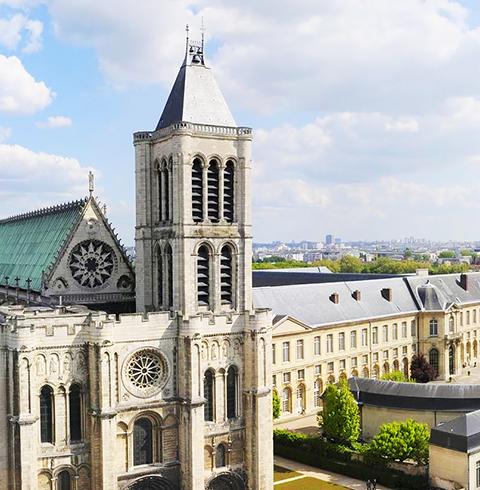 프랑스 파리 생드니 대성당 입장권