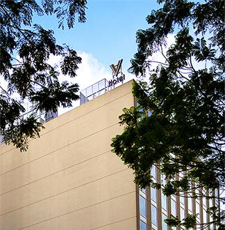 싱가포르 3성급 V 호텔 벤쿨렌 (V hotel Bencoolen)