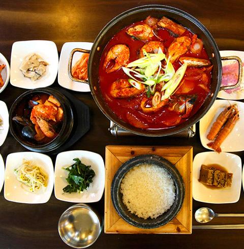 제주 만조이천쌀밥 성산점 이용권