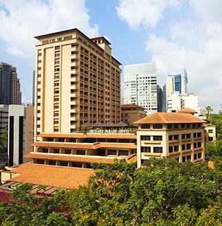 싱가포르 4성급 오차드 랑데부 호텔 (Orchard Rendezvous Hotel)