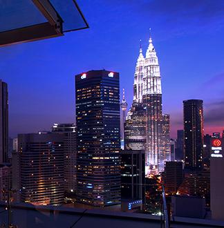 쿠알라룸푸르 5성급 더블트리 바이 힐튼 호텔 (Doubltree By Hilton Kuala Lumpur)