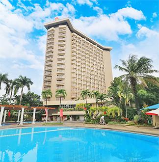 마닐라 4성급 센츄리 파크 호텔 (Century Park Hotel Manila)