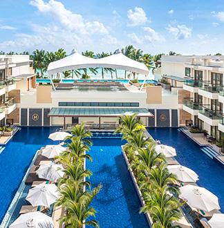 보라카이 4성급 헤난 팜비치 리조트 (Henann Palm Beach Resort)