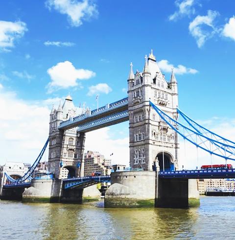 영국 런던 타워 브릿지 입장권