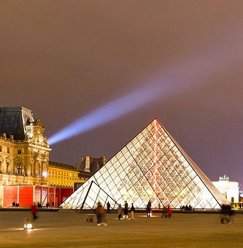 프랑스 파리 루브르 박물관 우선 입장권