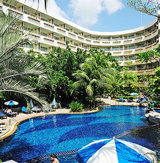 푸켓 4성급 로얄 파라다이스 호텔 (The Royal Paradise Hotel & Spa)