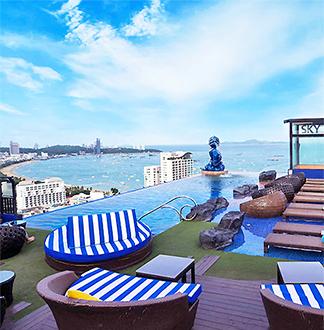 파타야 4성급 시암 앳 시암 디자인 호텔 파타야 (Siam@Siam Design Hotel Pattaya)