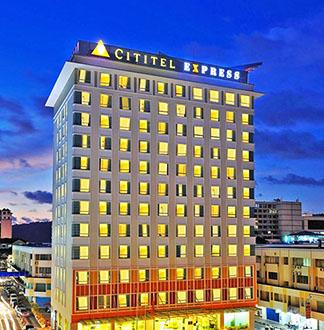 코타키나발루 3성급 시티텔 익스프레스 호텔 (Cititel Express)