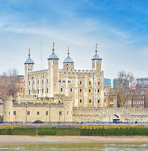 영국 런던 타워 입장권