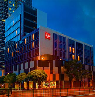싱가포르 3성급 이비스 노베나 호텔 (ibis Novena Singapore)